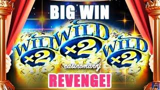 getlinkyoutube.com-GOLD BONANZA SLOT *BIG WIN* | REVENGE! - 2 GAMES (All Features) - Slot Machine Bonus
