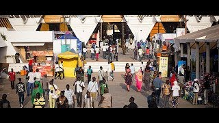 Découvrez la foire internationale de Dakar FIDAK , la présences de différentes nationalités
