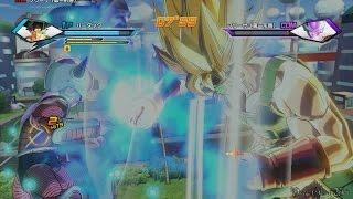 【PS4】DRAGON BALL XENOVERSE - 全キャラ・究極技 動画集