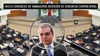Congreso Notifica investigación contra Rivas