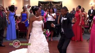 getlinkyoutube.com-Wedding of Flora & Jules Mwamba