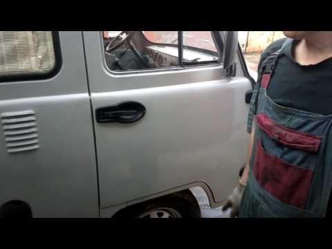 Буханка УАЗ 452 / УАЗ 3741 Тюнинг салона часть 1