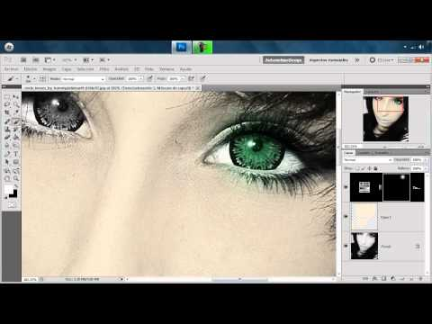 [TUTORIAL PHOTOSHOP CS5] colorear imagenes en blanco&negro