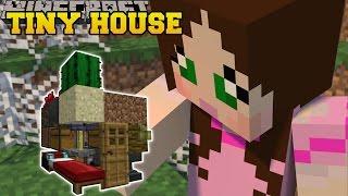 getlinkyoutube.com-Minecraft: TINY HOUSES (MINI HOUSES, SLIDES, SWINGS, & SLIDES!) Custom Command