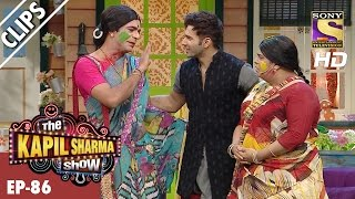 Rinku Devi And Santosh Meets Alia & Varun   – The Kapil Sharma Show   4th Mar 2017