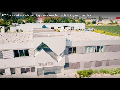 TECO a.s. - pokročilé řídicí systémy, nový výrobní areál a skvělý tým lidí