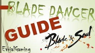 getlinkyoutube.com-Мастер Клинка Линов (Blade Dancer) ГАЙД Полный и Подробный Blade and Soul