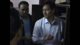 getlinkyoutube.com-DM Nainital Deepak Rawat (IAS) Exposed Black Game in Prem Cinema
