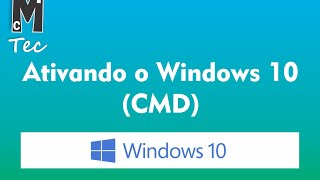 getlinkyoutube.com-Como Ativar Windows 10 sem programas (simples e Funcional )