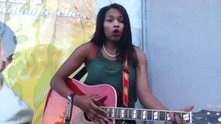 ArmenChik Havatam te che - sang by brhitny Williams