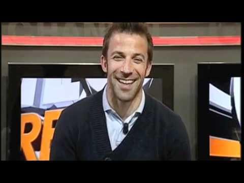 Alessandro Del Piero Il Capitano a Filo Diretto! 03-11 PARTE 1