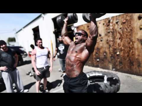 SHAKE THE EARTH - A @MikeRashid7 Shoulder Workout