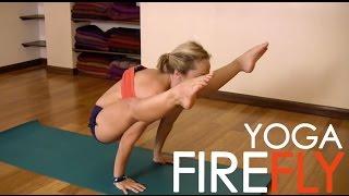 Yoga Firefly: Full Tittibhasana Sequence in Ashtanga with Kino