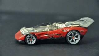 Hot Wheels Acceleracers Metal Maniacs Cars Presentation by Nexen01