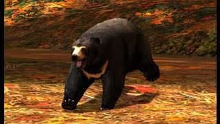 getlinkyoutube.com-Deer hunter 2014 crossbow series hunting Muntjacs and sun bears