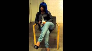 K.michelle - I want out (freestyle)