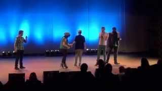 getlinkyoutube.com-Pentatonix - End of Time (Beyonce Cover) and Encore (Britney Medley) @ Orem, Utah)  SCERA SHELL