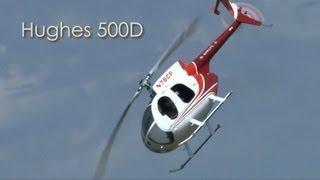 getlinkyoutube.com-Century Hughes 500D - Align T-Rex 600E