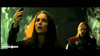 getlinkyoutube.com-Thor The Dark World: Thor and Jane - Who's Richard?
