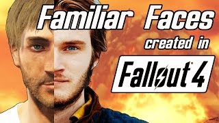 getlinkyoutube.com-Familiar Faces in Fallout 4 #5 | Pewdiepie, Niko bellic and more!