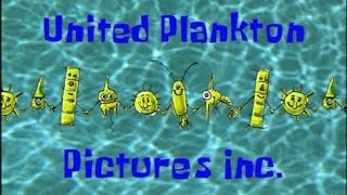 United Plankton Pictures Inc. Logo Compilation (1999-2016)