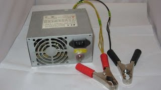 How To Make A 12 Volt 5 Amp Battery Charger - DIY Technology Tutorial - Guidecentral width=