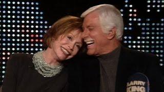getlinkyoutube.com-Mary Tyler Moore, Dick Van Dyke full interview on Larry K...