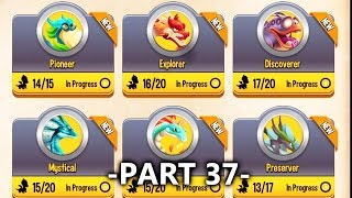 New Update - FREE Dragons, Book Collection Gameplay Part 37 | Dragon City