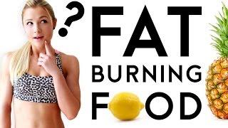 getlinkyoutube.com-Fatburner Lebensmittel | Abnehmen durch bestimmte Lebensmittel? | Sophia Thiel