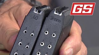 getlinkyoutube.com-Shooting 9mm in your .40... just a barrel swap away.