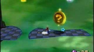 Super Mario Galaxy - Ghostly - Matter Splatter Mansion