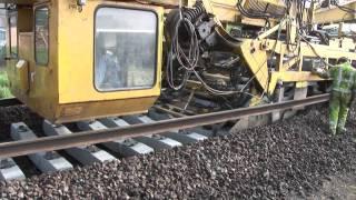 getlinkyoutube.com-¿Cómo se colocan las vías del tren?