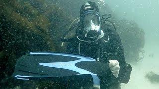 Scuba Diving Equipment Review: TUSA Imprex Duo Fins