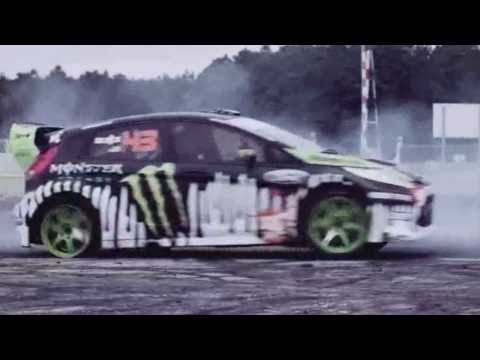 Drift  Monster Energy sonido Del Motor Con Musica