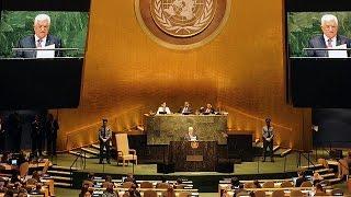 عباس: زمان پایان اشغال مناطق فلسطینی توسط اسرائیل مشخص شود