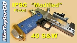 IPSC Modified Competition Pistol (IPSC World Shoot 2011)