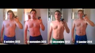 10 Freeletics transformations in 8 minutes