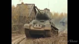 getlinkyoutube.com-Е Ваенга-На поле танки грохотали ...