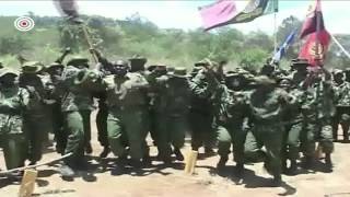 getlinkyoutube.com-Kenya Administration Police show prowess in African military science