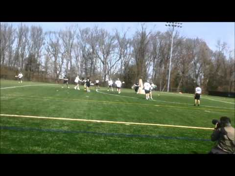 Babson Men's Lacrosse vs. Emerson (4/12/14)