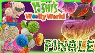 getlinkyoutube.com-ABM: Yoshi Woolly World Gameplay  (Walkthrough 6 FINALE!)