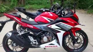 All New Cbr150r 2016 Vs Yamaha R15 | Motovlog