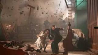 Hollyoaks McQueens Explosion