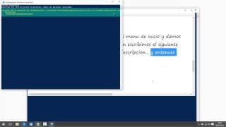 getlinkyoutube.com-Como Repara Menu de Inicio, windows 10