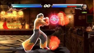 getlinkyoutube.com-Tekken Tag Tournament 2 Jin Kazama Combo Video [SuperOgreKiller]