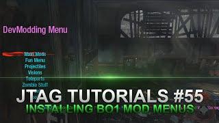 Jtag Tutorials #55 How to Install Black Ops 1 GSC Mod Menus