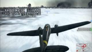 getlinkyoutube.com-IL 2 Sturmovik Battle of Stalingrad Epic Crashes and Fails Compilation Part 3