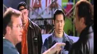 getlinkyoutube.com-Exit Wounds Best Fight Scene, Super Star Steven Seagal,Tiger Twins,Shak Foroughi,