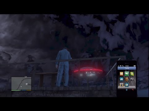 Grand Theft Auto 5 - Mount Chiliad Mural Mystery = Come Back When Your Story Is Complete
