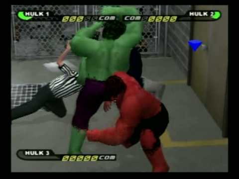 Videos Related To 'hulk Vs. Grey Hulk Vs. Red Hulk'